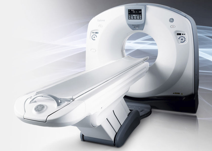 X scanner tomography system / full body tomography