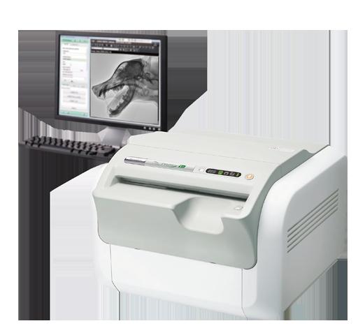 Fujifilm Healthcare CR System