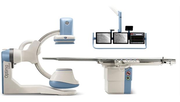 GE Cath lab